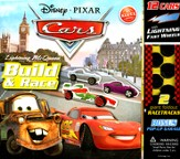Lightning McQueen Build & Race (Disney Pixar Cars)