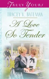 A Love So Tender - eBook