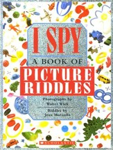 I Spy Picture Book Riddles