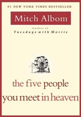 The Five People You Meet in Heaven - eBook
