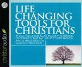 Life Changing Tools for Christians Unabridged Audiobook on CD