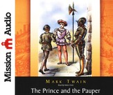 The Prince and the Pauper Unabridged Audiobook on CD