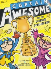 #7: Captain Awesome and the Ultimate Spelling Bee