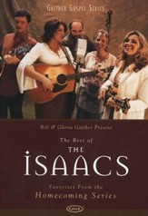 The Best Of The Isaacs: Favorites From The Homecoming Series, DVD