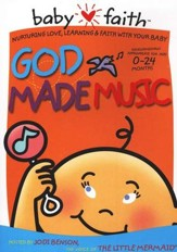 God Made Music, A Babyfaith DVD