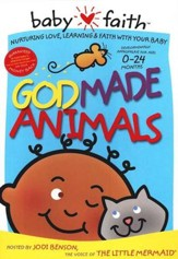 God Made Animals, A Babyfaith DVD