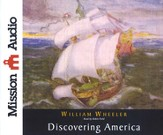 Discovering America Unabridged Audiobook on CD