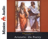 Aristotle: On Poetry Unabridged Audiobook on CD