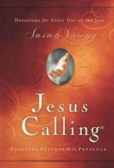 Jesus Calling: Enjoying Peace in His  Presence - Devotions for Every Day of the Year