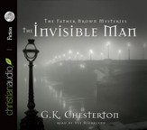 The Invisible Man: A Father Brown Mystery Unabridged Audiobook on CD