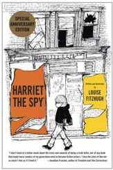 Harriet the Spy - eBook