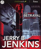The Betrayal Unabridged Audiobook on CD
