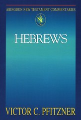 Abingdon New Testament Commentary - Hebrews - eBook