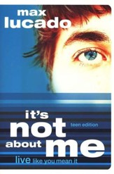 It's Not About Me, Teen Edition  - Slightly Imperfect