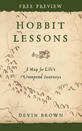 Free Hobbit Lessons Sampler - eBook [ePub]: A Map for Life's Unexpected Journeys - eBook