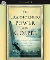 The Transforming Power of the Gospel Unabridged Audiobook on CD