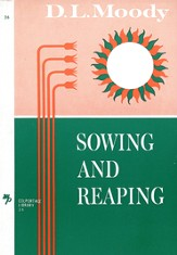 Sowing and Reaping / New edition - eBook