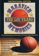 Maravich Memories: The LSU Years, Inspirational Edition DVD