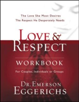 Love & Respect Workbook - Slightly Imperfect