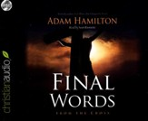 Final Words: From the Cross Unabridged Audiobook on CD