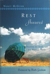 Rest Assured: Devotions for Souls in a Restless World