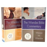 The Wiersbe Bible Commentary, Unabridged: 2 Volumes with CD-ROM