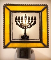 Menorah Night Light
