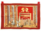 Holy Temple Tapestry Banner Tabernacle  Woven for Indoor use