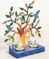 Tree of Life Tealight Candleholder
