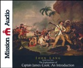 The Story of Captain Cook Unabridged - audiobook on CD