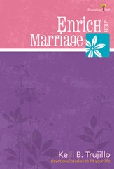 Enrich Your Marriage: Flourishing Faith Series: devotional studies to fit your life - eBook