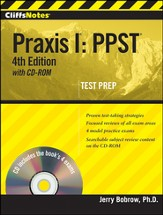 CliffsNotes Praxis I: PPST with CD-ROM, 4th Edition