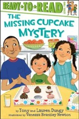 The Missing Cupcake Mystery, Hardcover