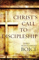 Christ's Call to Discipleship - eBook