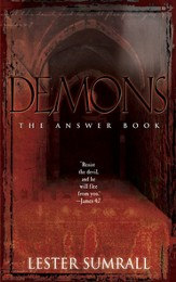 Demons The Answer Book - eBook