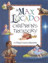 A Max Lucado Children's Treasury: A Child's First Collection - eBook