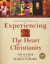 Experiencing the Heart of Christianity: A 12 Session Program for Groups with DVD - Slightly Imperfect