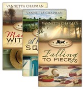 Shipshewana Amish Mystery Series, Volumes 1 - 3