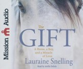 The Gift Unabridged Audiobook on CD