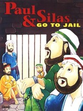 HOBC Bible Big Book: Paul and Silas Go to Jail