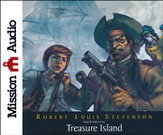 Treasure Island Unabridged Audiobook on CD