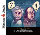 Is Shakespeare Dead?: From my Autobiography Unabridged Audiobook on CD