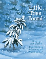 Little Tree Found - eBook