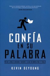 Confia en Su Palabra (Trust in His Word)