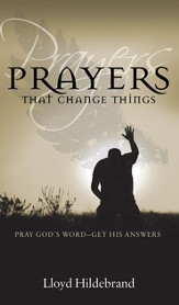 Prayers That Change Things - eBook