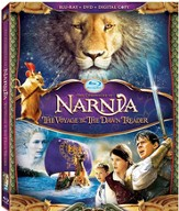 The Chronicles of Narnia: The Voyage of the Dawn Treader (2010),  Blu-ray Combo