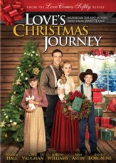 Love's Christmas Journey, DVD