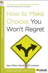 How to Make Choices You Won't Regret - Slightly Imperfect