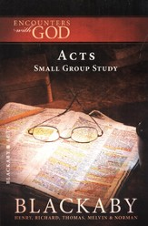 Acts: A Blackaby Bible Study Series - eBook