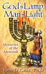 Gods Lamp Mans Light  Mysteries of the Menorah